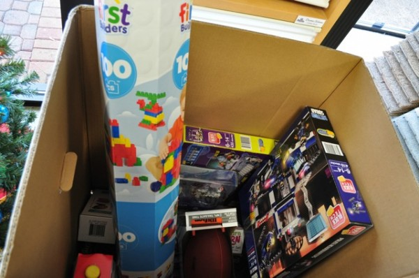Top Floors Toys for Tots